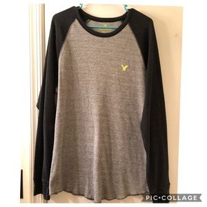 American Eagle Thermal Tee